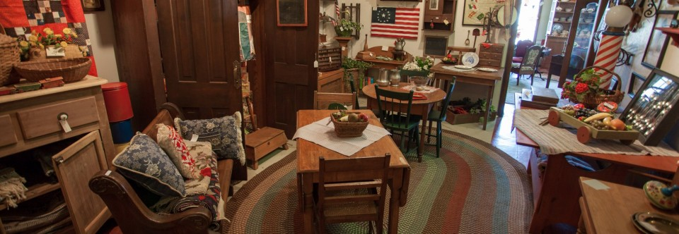 Folk Art and Americana Room