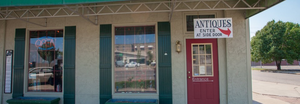 Storefront on Main Street